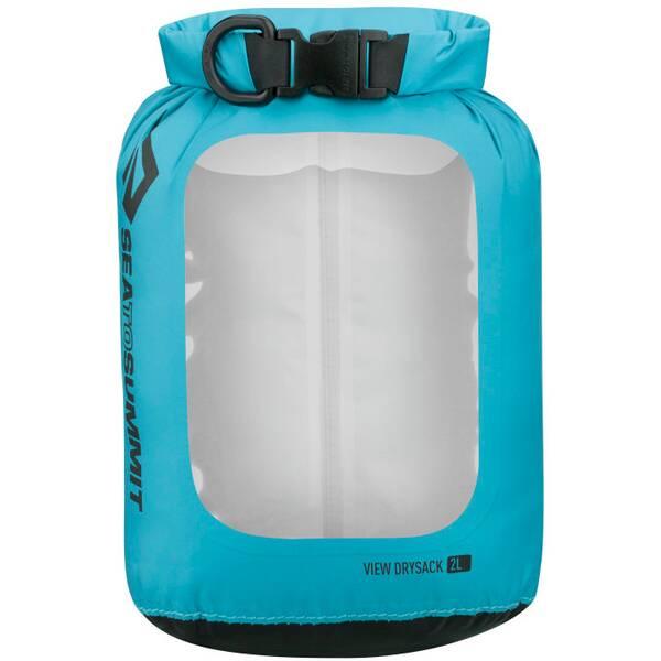 SEA TO SUMMIT Tasche View Dry Sack - 2 Liter Blue