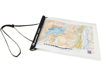 SEA TO SUMMIT Wasserfester Beutel Waterproof Map Case Large Clear Grau