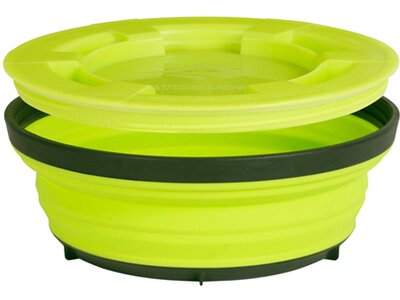 SEA TO SUMMIT Camping Zubehör X-Seal & Go Set Small Lime Gelb