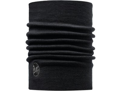 BUFF Herren Schal HEAVYWEIGHT MERINO WOOL SOLID Schwarz