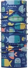 BUFF Herren Schal BABY UV PROTECTION OCEAN BLUE