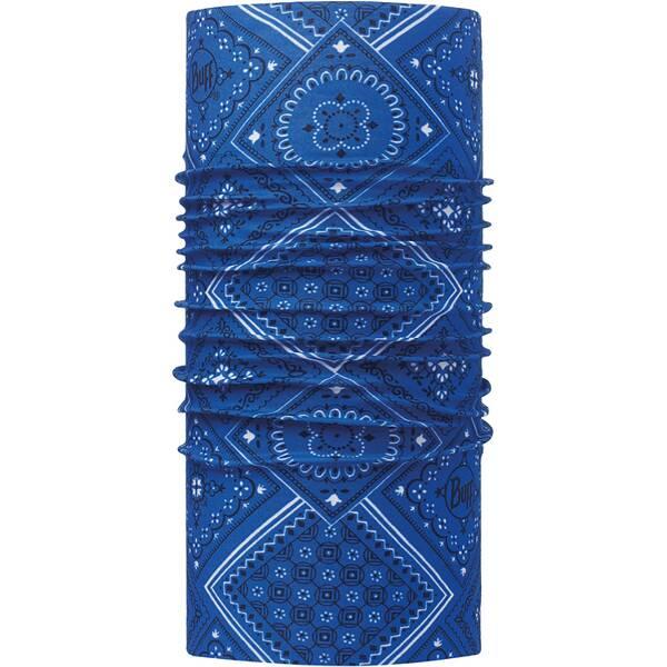 BUFF Herren Schal ORIGINAL ® WALKER BLUE Blau