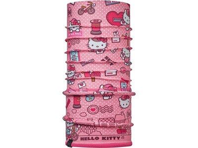 BUFF Kinder Schal HELLO KITTY CHILD Polar MAILING Pink