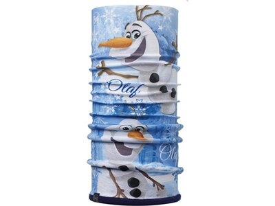 BUFF Kinder Schal FROZEN CHILD POLAR ® OLAF BLUE / NAVY Blau