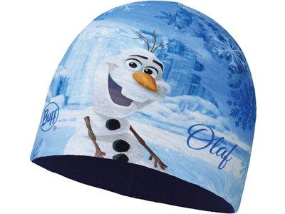 BUFF Kinder FROZEN MICROFIBER Polar Mütze OLAF BLUE Blau