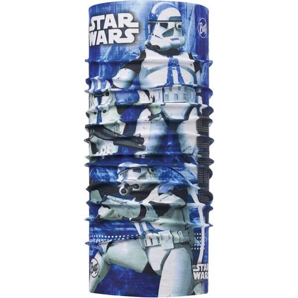 BUFF Kinder Schal STAR WARS JR ORIGINAL ® CLONE BLUE Blau