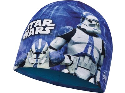 BUFF Kinder STAR WARS JR MICROFIBER POLAR HAT ® CLONE BLUE Blau