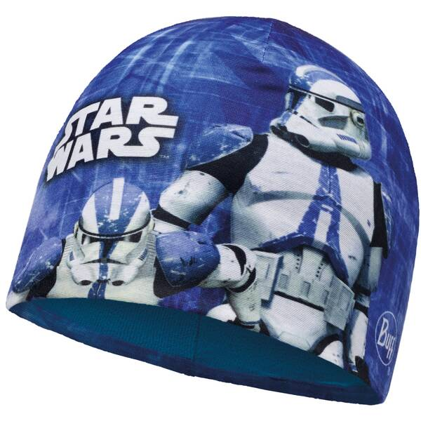 BUFF Kinder STAR WARS MICROFIBER Polar Mütze CLONE BLUE