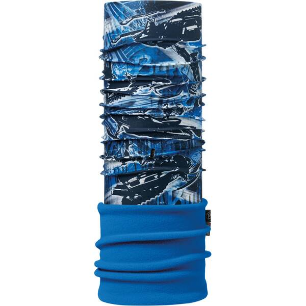BUFF Kinder Schal Polar JUMP BLUE / HARBOR