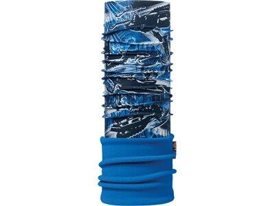 BUFF Kinder Schal JUNIOR POLAR ® JUMP BLUE / HARBOR Blau