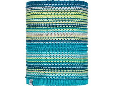 BUFF Kinder Schal Knitted & Polar AMITY Blau