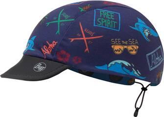 BUFF Kinder  CAP CHILD SURF TRAVELLER BLUE