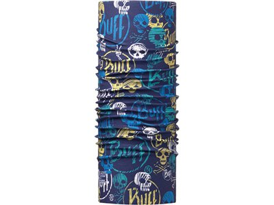 BUFF Kinder Schal JUNIOR UV PROTECTION Blau