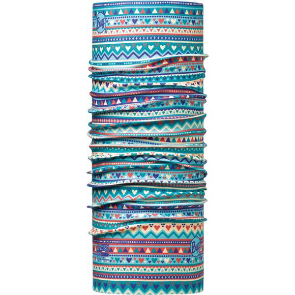 BUFF Kinder Schal CHILD UV Protection HANDICRAFT TURQUOISE