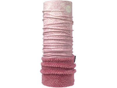 BUFF Herren Schal Polar THERMAL TENZIN HEATHER ROSE CHIC Pink