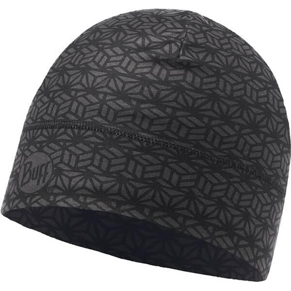 BUFF Herren THERMONET Mütze CUBIC GRAPHITE