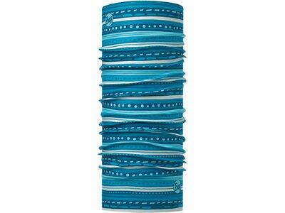 BUFF Kinder Schal ORIGINAL Blau