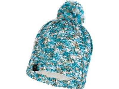 BUFF Herren Knitted & Polar Mütze LIVY Blau