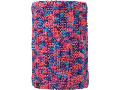 BUFF Schlauchschal Knitted & Polar Neckwarmer Livy Blau