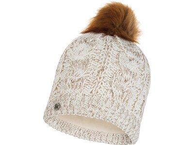 BUFF Herren Knitted & Polar Mütze DARLA Silber