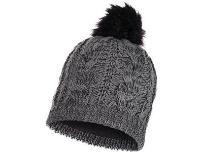 BUFF Herren Knitted & Polar Mütze DARLA Grau