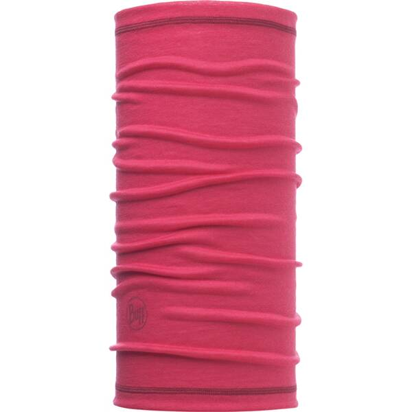 BUFF Schlauchtuch Lightweight 3/4 Merino Wool | Accessoires > Schals & Tücher > Tücher | Pink | BUFF