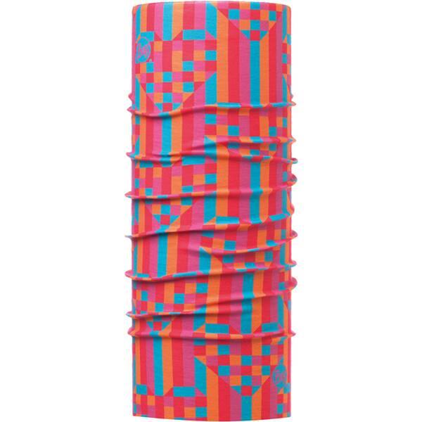 BUFF Kinder Schal UV Protection PIXEL PINK