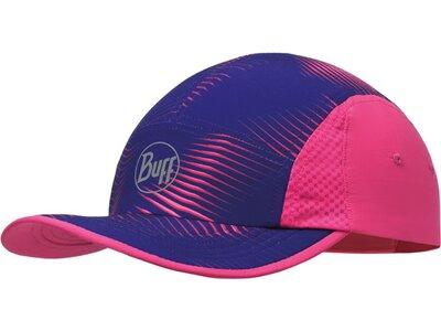 BUFF Herren RUN CAP OPTICAL PINK Pink