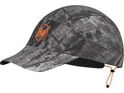 BUFF HerrenPACK RUN CAP R-CITY JUNGLE Grau