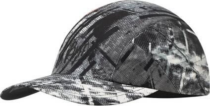 BUFF Herren  PRO RUN CAP R-CITY JUNGLE GREY