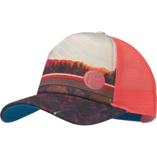 BUFF Herren TRUCKER CAP COLLAGE MULTI | Accessoires > Caps | Beige | BUFF
