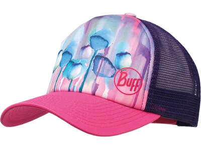 BUFF Herren TRUCKER CAP POPPIS MULTI Pink