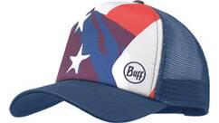 Vorschau: BUFF Herren TRUCKER CAP AMERICA MULTI