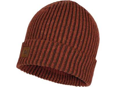 BUFF Mütze Knitted Hat Lars Orange