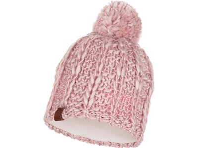 BUFF Herren Knitted & Polar Mütze LIV Pink