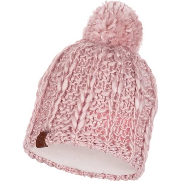 Artikel klicken und genauer betrachten! - Die Knitted & Polar Hat Liv von BUFF® ist eine Bommelmütze aus Polartec®Fleece, hält die Körpertemperatur aufrecht und schützt vor Wärmeverlust. Diese Bommelmütze bietet exzellente Atmungsaktivität und Feuchtigkeitskontrolle. Perfekt für alle Winteraktivitäten.   im Online Shop kaufen