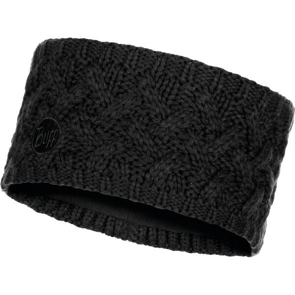 BUFF Stirnband Knitted & Polar Headband Savva | Accessoires > Mützen > Stirnbänder | Schwarz | BUFF