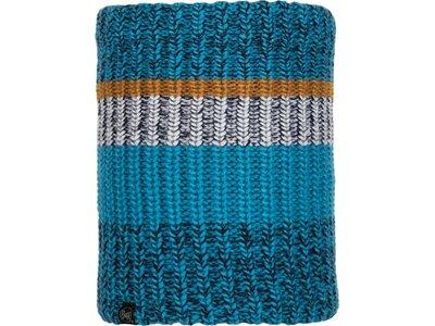 BUFF Herren Schal Knitted & Polar STIG Blau