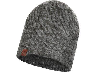 BUFF Herren Knitted Mütze KAREL Grau