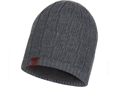 BUFF Mütze Knitted & Polar Hat Jeroen Grau