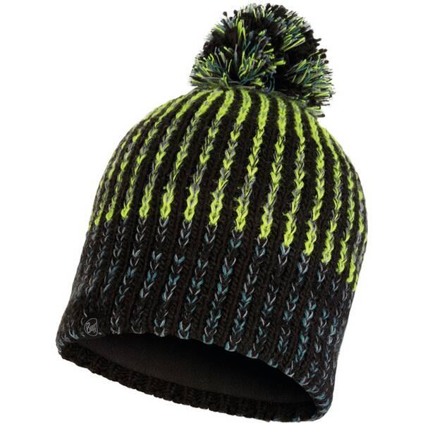 BUFF Bommelmütze Knitted & Polar Hat Iver