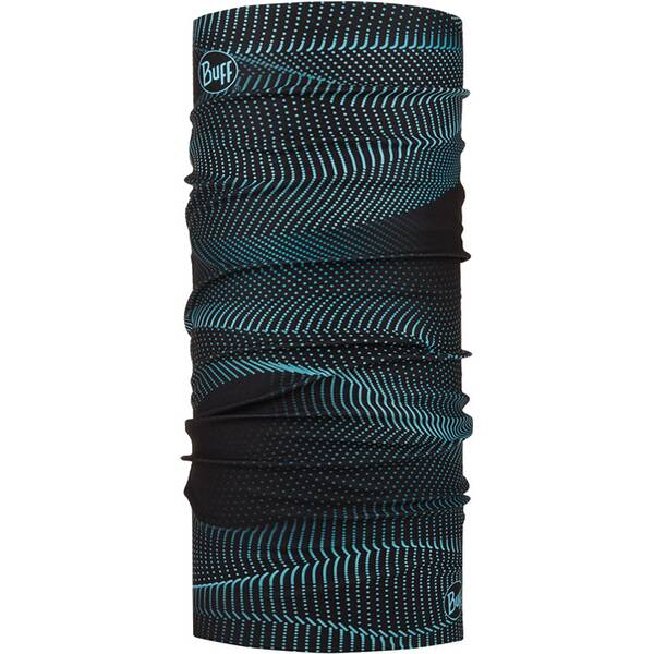 BUFF Schlauchschal Original Glow Waves Black