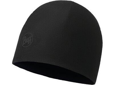 BUFF Mütze Microfiber & Polar Hat Schwarz