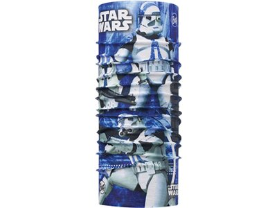 BUFF Kinder Schal STAR WARS Original CLONE BLUE Blau