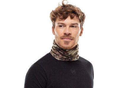 BUFF Herren Schal MOSSY OAK COOLNET UV+ BREAK-UP Grau