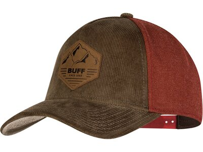 BUFF Herren SNAPBACK CAP Braun