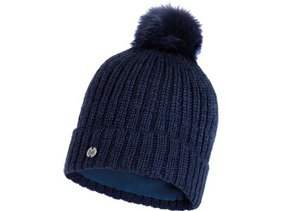 BUFF Herren KNITTED & POLAR HAT KATYA Blau