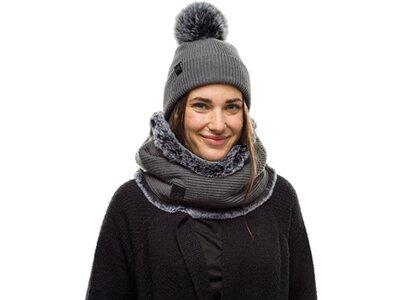 BUFF Herren Knitted Mütze KESHA Grau