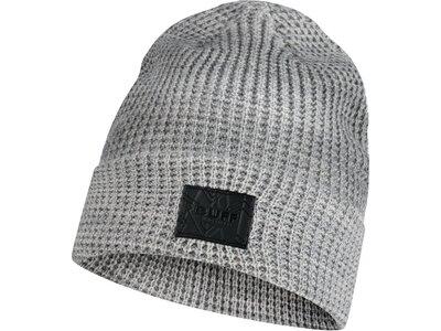 BUFF Herren Knitted Mütze KIRILL Grau