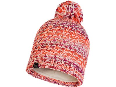 BUFF Herren KNITTED & POLAR HAT VALYA Pink